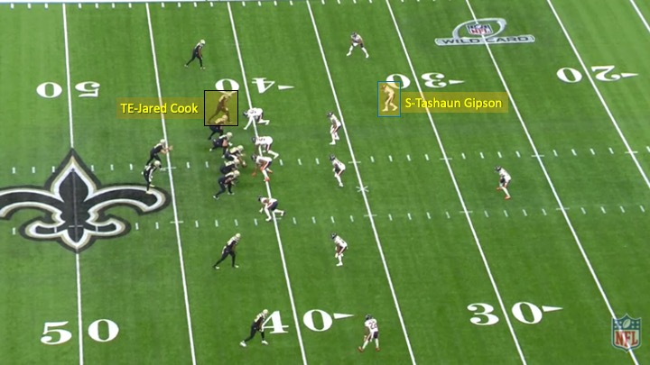 Week 18 - Saints O vs. Bears D_1