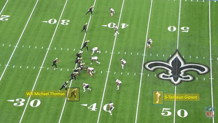 Week 18 - Saints O vs. Bears D_2